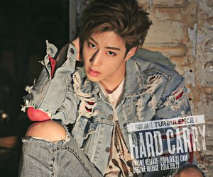 mark and got7 image