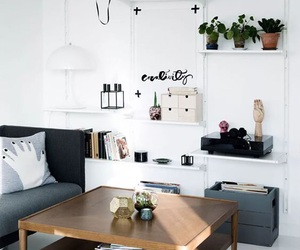 apartment and minimalism image
