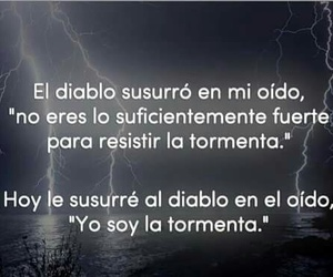 storm, diablo, and frases image