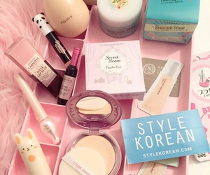 etude house, korean, and makeup image