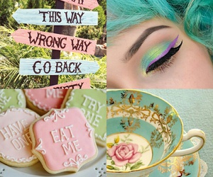 aesthetic, ever after high, and mint green image