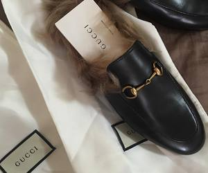 gucci, slippers, and loafers image