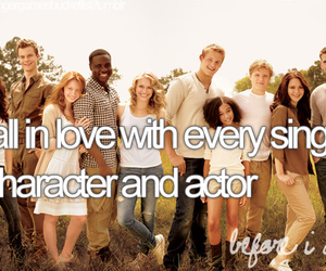 actor, before i die, and character image