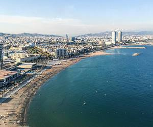 Barcelona, spain, and view image