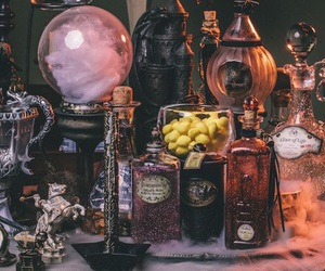 potion, harry potter, and magic image