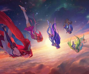 lol, lulu, and lux image