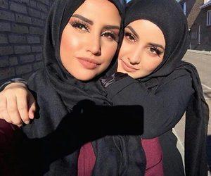 girl and hijab image