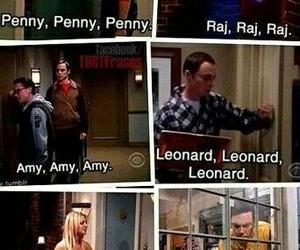 the big bang theory, penny, and funny image
