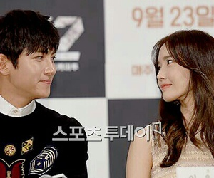 best couple, yoona, and the k2 image