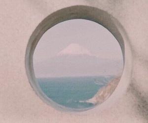 photograph, 富士山, and レトロ image