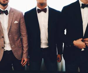boy, men, and suit image