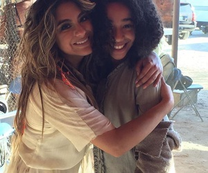 ally brooke, fifth harmony, and girl image