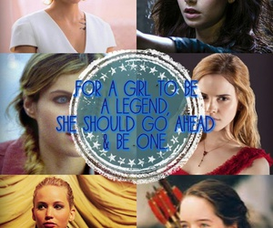 hermione, susan, and annabeth image