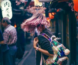 girl, japan, and alternative image