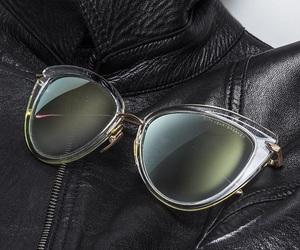 cateye, eyewear, and shades image