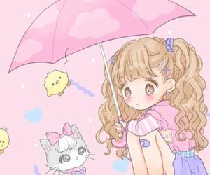 anime, baby doll, and baby girl image