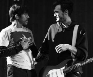 red hot chili peppers, rhcp, and josh klinghoffer image
