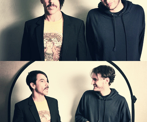 red hot chili peppers, josh klinghoffer, and anthony kiedis image