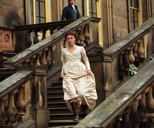 pride and prejudice, elizabeth bennet, and keira knightley image