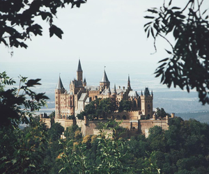 architecture, castle, and travel image