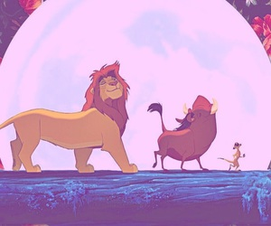 disney, wallpaper, and hakuna matata image