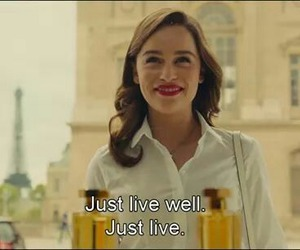 me before you and quote image