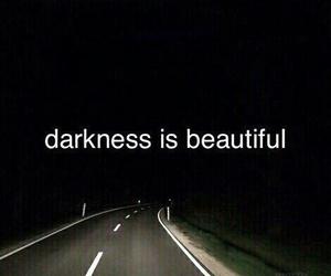 Darkness, beautiful, and dark image