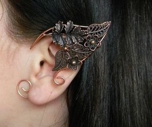 ear and fantasy image