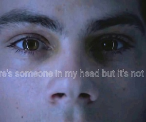 Pink Floyd, teen wolf, and dylan o'brien image