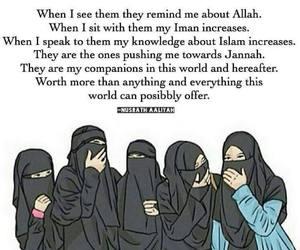 allah, Iman, and muslims image