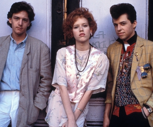 pretty in pink, Molly Ringwald, and 80s image