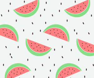 pattern, wallpapers, and watermelon image