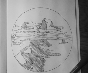creative, doodle, and drawing image