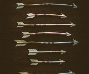 arrows, fall, and keepsake image