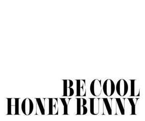 bunny, text, and cool image