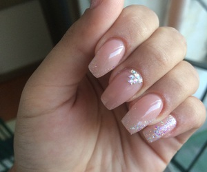 inlove, princess, and nails image