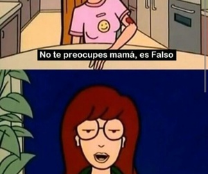 Daria, fake, and funny image