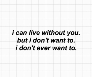 quote, black and white, and grunge image