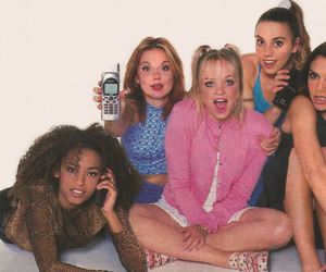 spice girls and girl image