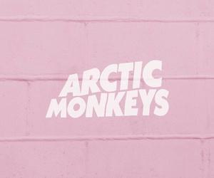 arctic monkeys and pink image