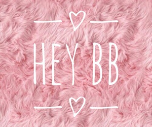bb, girls, and hello image