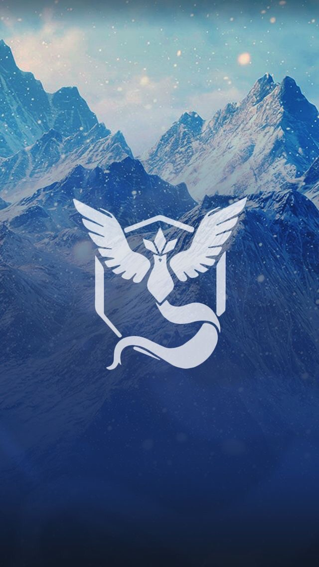 Team Mystic Wallpaper Shared By Salitoab On We Heart It