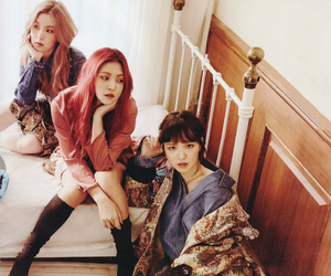 wendy, irene, and yeri image