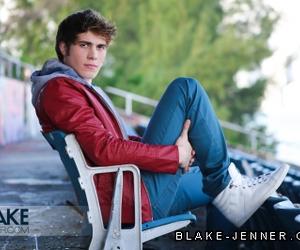 blake jenner image