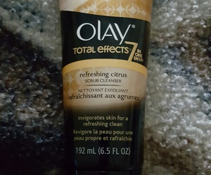 skincare, face wash, and olay image