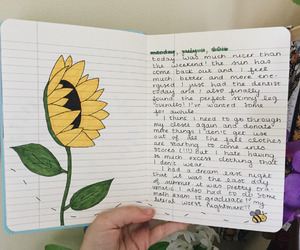 aesthetic, alternative, and art journal image