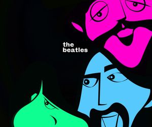 colors and the beatles image