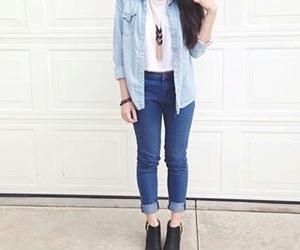 blue jeans image