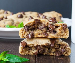 coffee, chocolate, and Cookies image