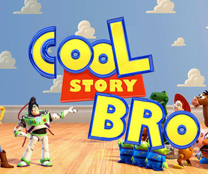 toy story and cool story bro image